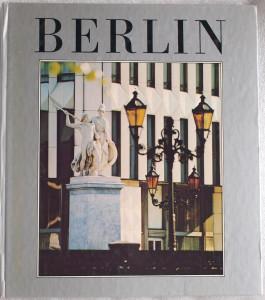 буклет Берлин издания ГДР 1986